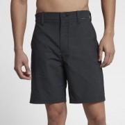 Walkshort Hurley Dri-FIT Chino 48,5 cm pour Homme - Noir