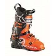 Scarpa Maestrale 2 29,5 - Orange - Chaussures de ski 29,5