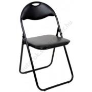 Cordoba összecsukható szék, fekete