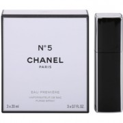 Chanel No.5 Eau Premiere eau de parfum para mujer 3 x 20 ml (1x recargable + 2x recarga)