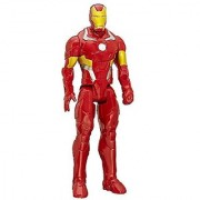 Marvel Avengers Titan Hero - Iron Man Multi Color (12 inch)