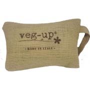 veg-up Jute Clutch - 1 Stk