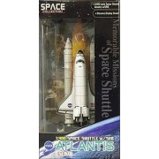 Space Shuttle Atlantis With Srb Sts-71 1:400 - Memorable Missions Of Space Shuttle