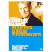 Ginger Baker: Master Drum Technique [DVD]