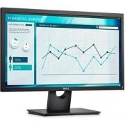 Monitor 21.5'' DELL E-series E2218HN, 1920 x 1080, FHD, TN Antiglare, 16:9, 1000:1, 250cd/m2, 5ms, 160/170, VGA, HDMI, Tilt, 3Y
