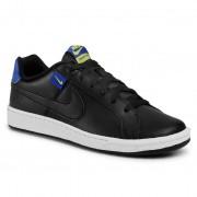 Обувки NIKE - Court Royale Tab CJ9263 003 Black/Hyper Blue/Bright Cactus