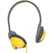 Am $$ Cuffie Auricolari Originali 55358 Universali Con Supporto Orecchio Posteriore X Musica Yellowper Modelli A Marchio Huawei