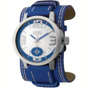 EOS New York SPEEDWAY Watch Blue 12S