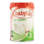 Babybio Groeimelk 3