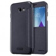 Samsung Galaxy A5 (2017) Nillkin Sparkle View Flip Case - Black