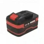 OUTIROR batterie lithium 2600mah 18v