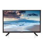 "Daewoo L22V4600TN TV 22"" Full HD, Sintonizador Digital, Entrada HDMI y VGA, Puerto USB, Negro (2019) (22"")"