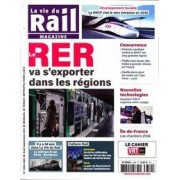 La Vie du Rail Magazine - Abonnement 12 mois