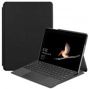 Custer-fodral med ställ för Microsoft Surface Go - Svart