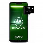 Moto G7 power dual sim 4+64GB + REGALO MicroSD 32 GB - violeta