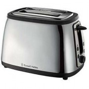 Russell Hobbs Legacy Toaster, Red - Stainless Steel