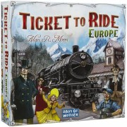 Ticket to Ride Europa - Bordspel