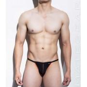 Mategear Yo Jun Series II Ultra Kini Bikini Swimwear Black 1120101