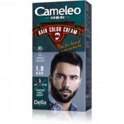 CAMELEO MEN - Krema za bojenje kose, brade i brkova – crna 1.0