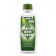 AQUA KEM GREEN 375 ml - Solutie descompunere deseuri toalete portabile