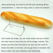 Tradico® Amazing Appearing Bread Cool Magic Trick Props Party Stage Show Prop Toys Gifts