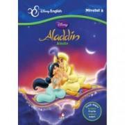 Disney English Nivelul 3 Aladdin Aladin poveste bilingva