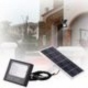 Proiector 25w 42 LED SMD Panou Solar si Telecomanda cu functii multiple- senzational