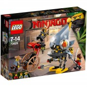 Lego The LEGO Ninjago Movie: Ataque de la piraña (70629)