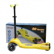 Kids Jet Spray Scooter - Yellow