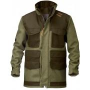 FjallRaven Forest Jacket No.3 - Dark Olive - Wolljacken XS