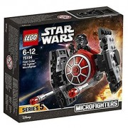Lego star wars 75194 microfighter first order tie fighter