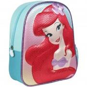 Disney De Kleine Zeemeermin rugtas/rugzak 31 cm voor meisjes