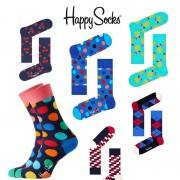 Happy Socks verrasingspakket sokken 6 paar