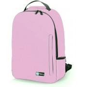 Sleevy laptop rugzak 17,3 Deluxe roze