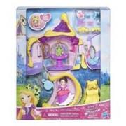 Jucarie Disney Princess Little Kingdom Rapunzel's Stylin' Tower