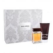 Dolce&Gabbana The One For Men confezione regalo Eau de Toilette 50 ml + balsamo dopobarba 75 ml da uomo