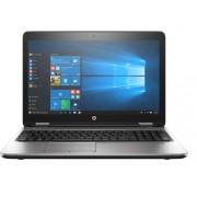 HP prijenosno računalo ProBook 650 G3 i7-7820HQ/8GB/256SSD/15,6FHD/Win10Pro (Z2W58EA)