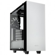 Carcasa NZXT S340 Elite Tempered Glass White