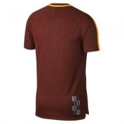Мужская игровая футболка с коротким рукавом A.S. Roma Dri-FIT Squad