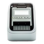 Brother QL-820NWB stampante per etichette (CD) Termica diretta 300 x 600 DPI Con cavo e senza cavo