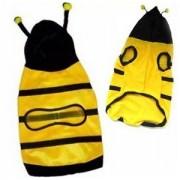 Obleček pro kočku - včela - velikost XS