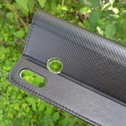 Калъф за Huawei P20 Lite флип тефтер Book черен