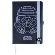 Star Wars Stormtrooper premium A5 notebook