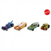 Mattel hot wheels cambia colore