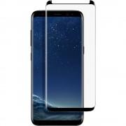 Folie protectie ZMEURINO ZMVIP_S8PBK Sticla Securizata Full Body 3D Curved Negru pentru SAMSUNG Galaxy S8 Plus
