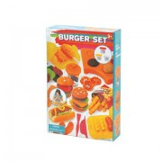 PlayGo plastelin set izrada burgera