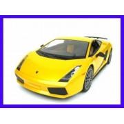 1/14 Scale Lamborghini Gallardo Superleggera Radio Remote Control Model Car R/C RTR (Yellow) by Midea Tech