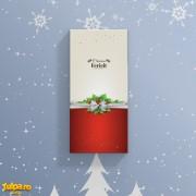 Felicitare deosebită pentru Crăciun (Model 2)