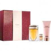 Cartier La Panthere lote de regalo II. eau de parfum 75 ml + leche corporal 100 ml + eau de parfum 6 ml
