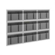Vogels Splittwandhalter-Set für 3x3 Flachbildschirme